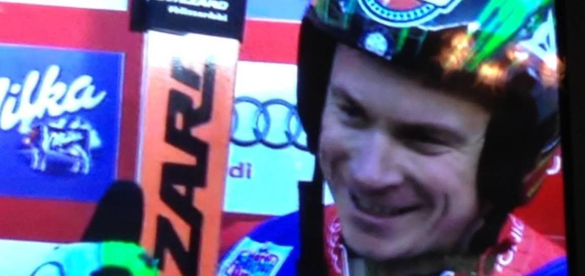 Unserem Florian herzliche Gratulation zum 6. Platz!