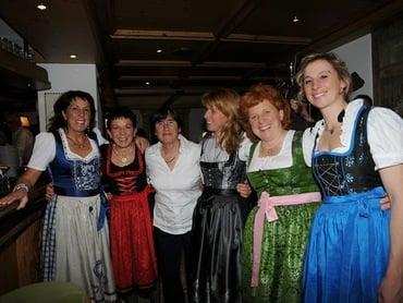 Jubiläumsfeier 50 Jahre Schwesternfreizeit