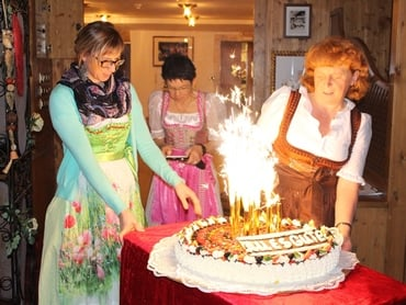 Happy Birthday Filomena!
