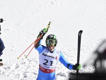 Congratulazioni Florian!