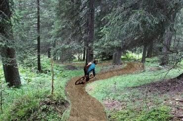 NEU ab Ende Juni: Carezza Trail