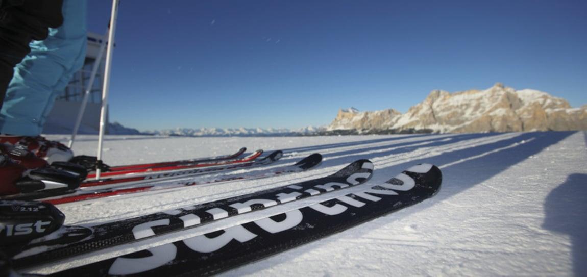 New: go as far as Sella and Pordoi with the Fassa / Carezza ski pass