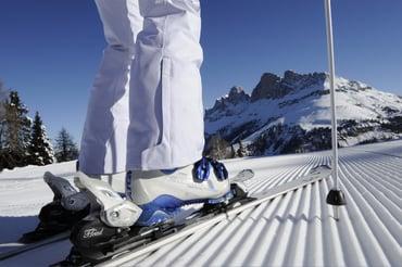 Be the first! In Val d'Ega a marzo i sogni diventano realtà…