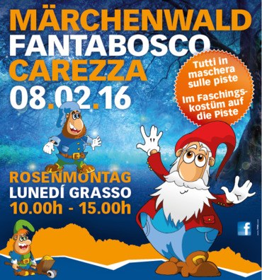 Fasching in Carezza