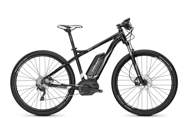 New: E-Bikes for our guests