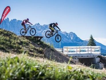 Carezza Trail: ein echter Geheimtipp abseits des Bikerummels