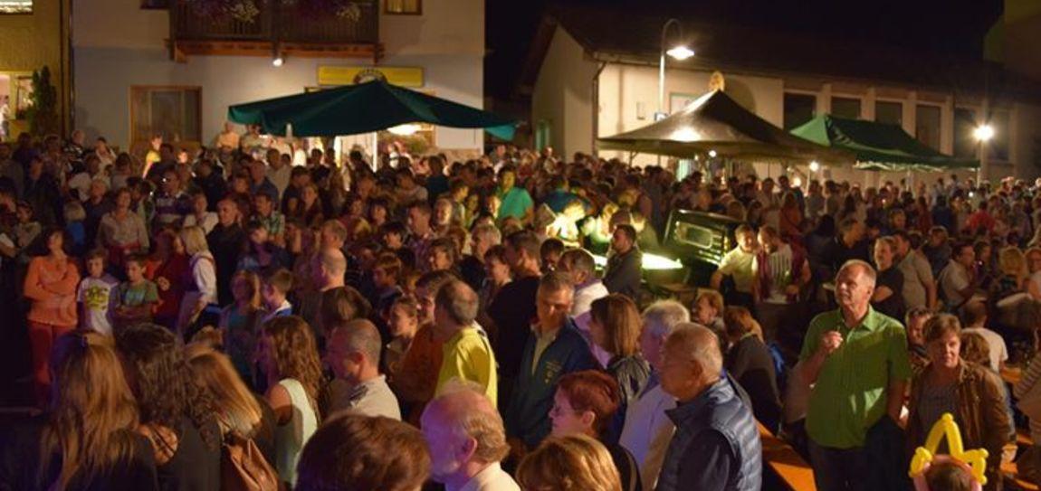 Platzl Fest in Welschnofen
