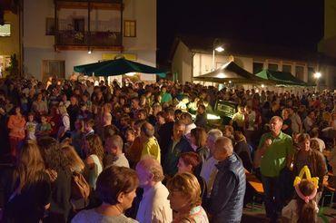 Festa in Piazza a Nova Levante