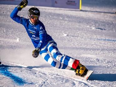 FIS Snowboard Weltcup Carezza