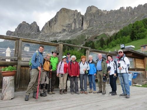 Die Berge im Herzen: unsere Gastgeberin im Interview