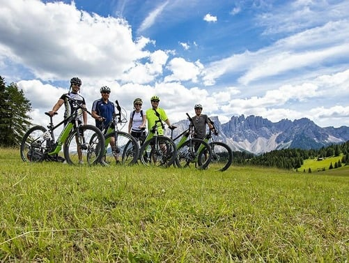 E-Bike Tour mit Ivan