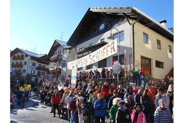 Big carnival procession