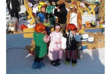 Kinderfasching in Welschnofen