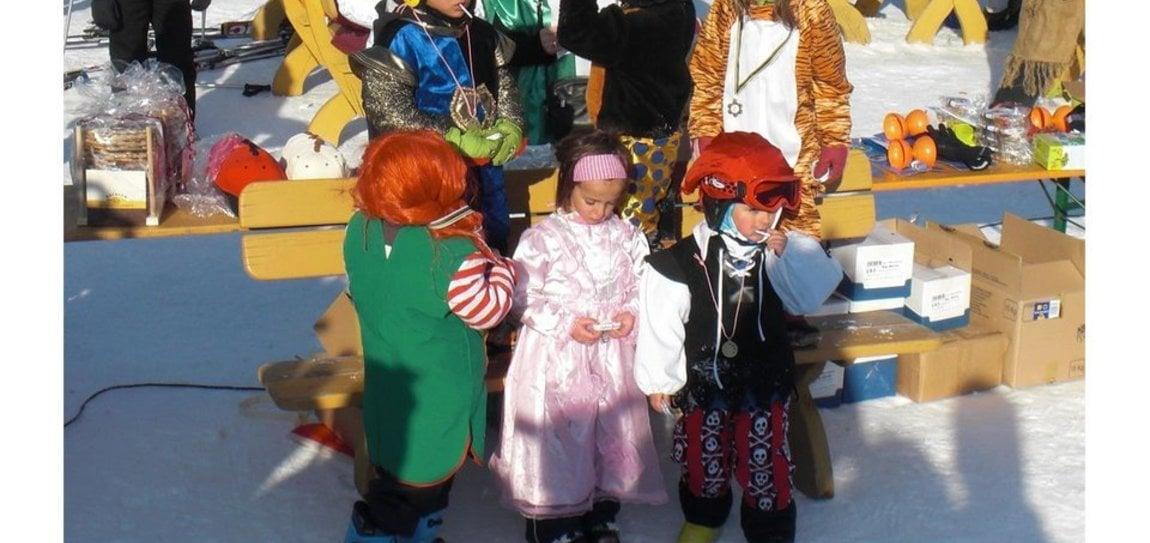 Carnival for kids at Nova Levante