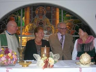 55. giorno delle nozze della Famiglia Bagnasco