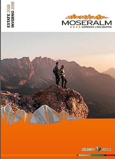 """La nuova brochure """"Almzeit"""" è pronta!"""