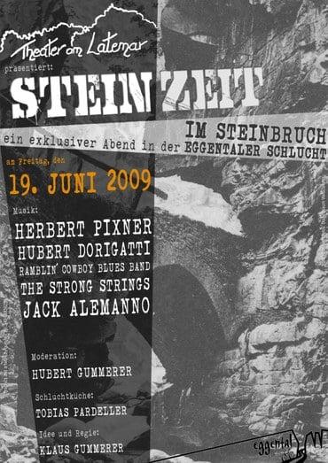 Event: Steinzeit im Steinbruch