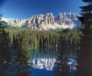 Dolomites Unesco World natural heritage site, South Tyrol