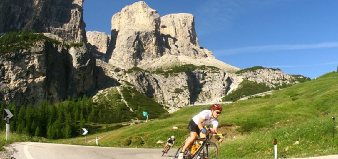 Sellaronda tour (racing bicycle)