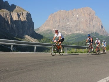 Sellaronda tour (racing bicycle)