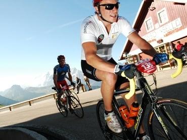 Florian wird 10. bei der Maratona dles Dolomites