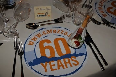 Evening in the Grandhotel Carezza - 60 years Carezza Ski