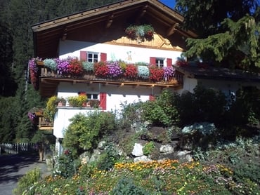 Summer at the Moseralm