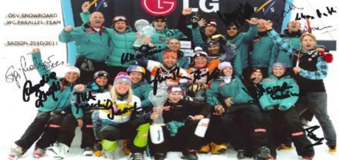 Snowboard FIS World Cup Carezza 2011