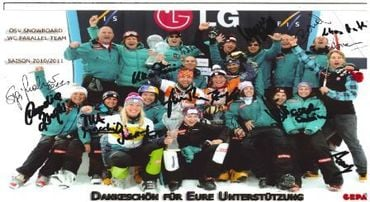 Snowboard FIS World Cup Carezza 2011