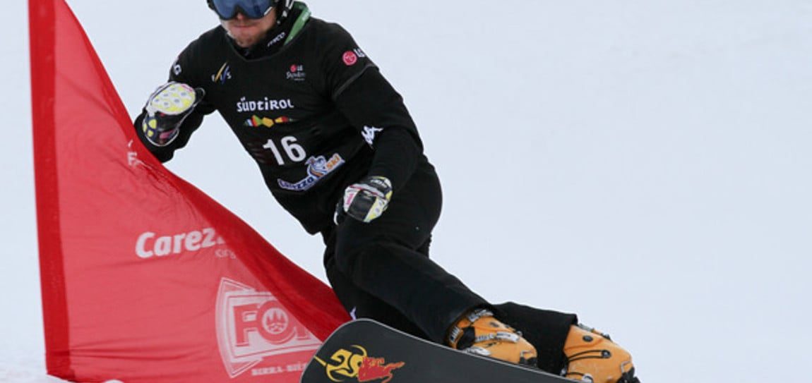 Roland Fischnaller gewinnt Weltcup-Parallel-Riesentorlauf am Karerpass