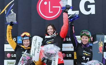 Risultati gare femminili Snowboard FIS World Cup Carezza 2011