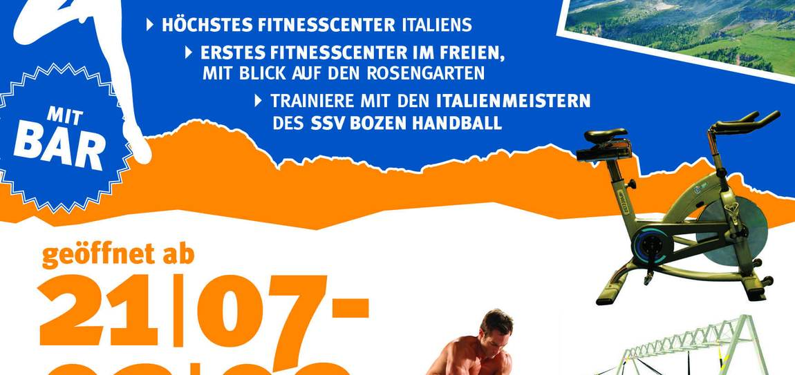 Open Air Fitness Center