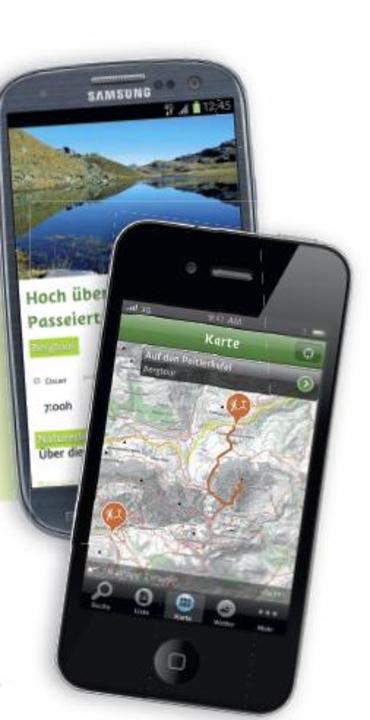 La nuova guida per il trekking in Alto Adige