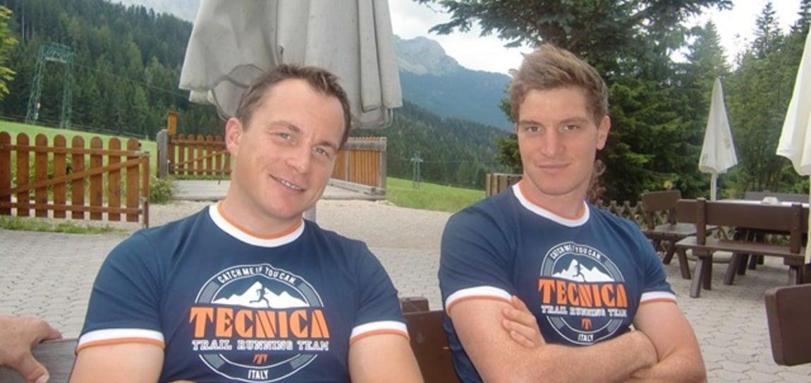 Tecnica: nuovo sponsor di Florian e Michael