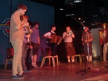 Steinegg live - Herbert Pixner Project