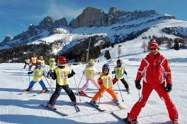 Neuheit 2012 / 2013 - Kinder bis 8 Jahren fahren gratis Ski!