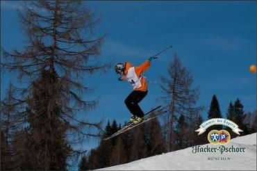Sportler Telemarkfestival Carezza 2013