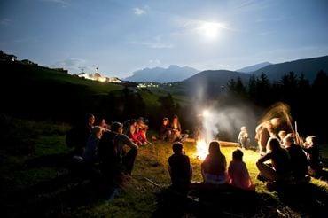 Familienprogramm Sagenzauber Dolomiten