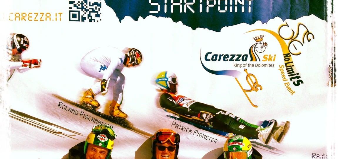 SPEEDKING 2013 il 01.04.2013 a Carezza sulla pista Pra di Tori