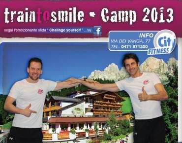 TrainToSmile Camp 2013