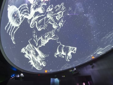 Ein Planetarium für Südtirol