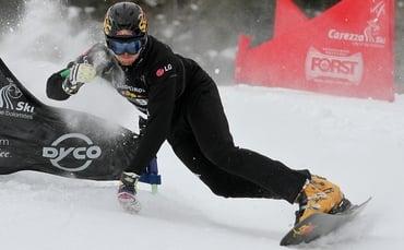 Snowboard Weltcup Carezza 2013