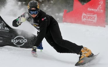 Coppa del mondo di Snowboard Carezza 2013