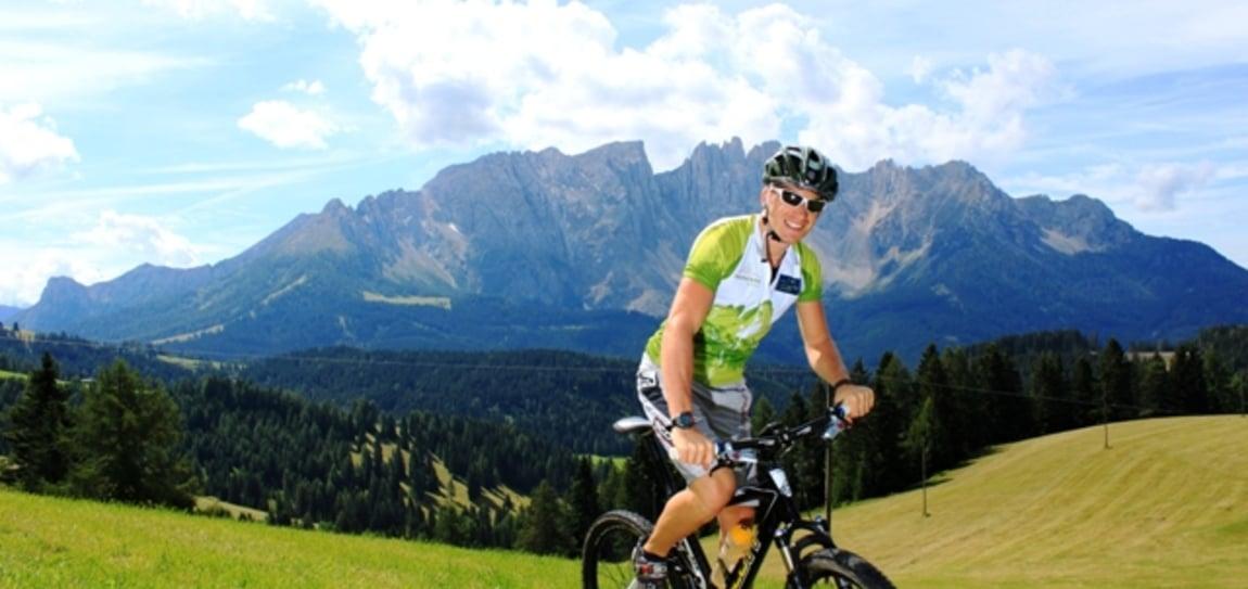 NEU ab Sommer 2014: Die Mountainbike Card