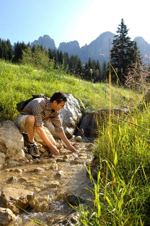 Per gli amanti del trekking: piacevoli passeggiate e alla conquista delle vette