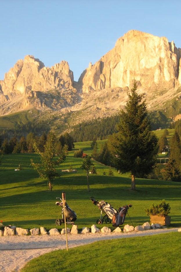 Il lato più bello del golf