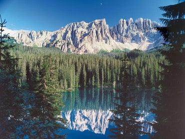 Il lago Carezza