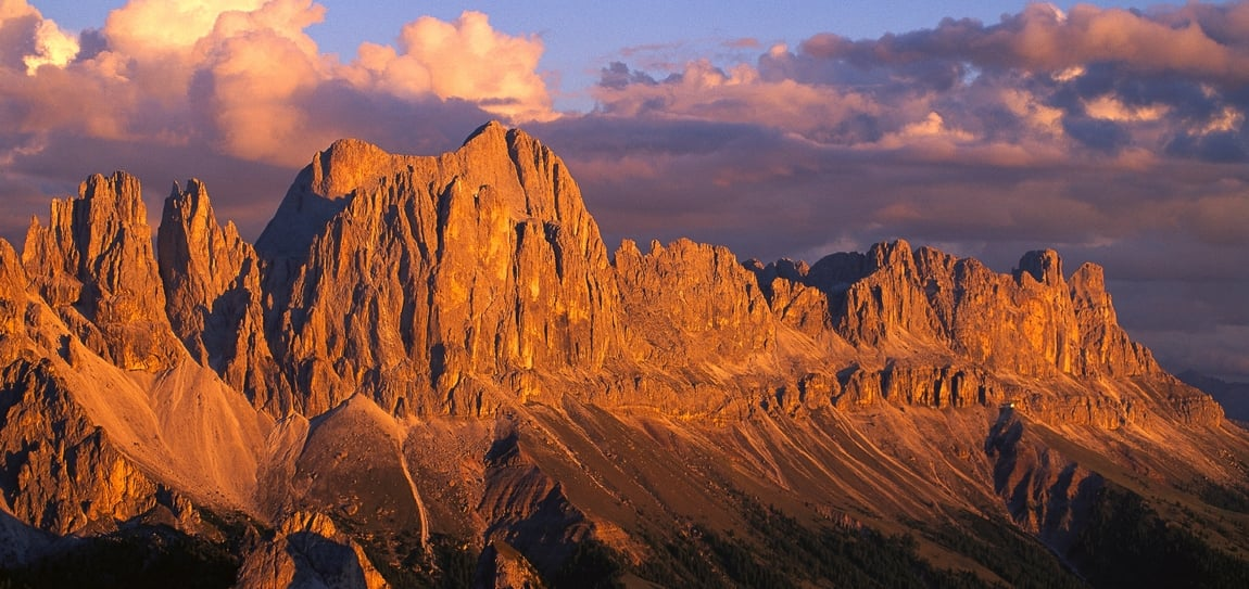 The Dolomites - a UNESCO World Natural Heritage site