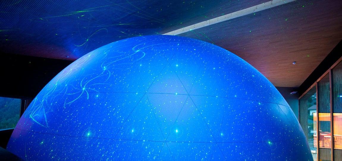 The Planetarium of South Tyrol