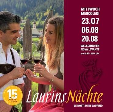 Laurins Nächte in Welschnofen